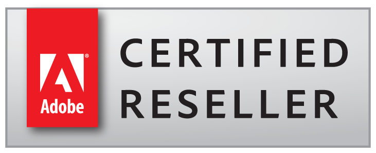 Certified Reseller badge 2 lines